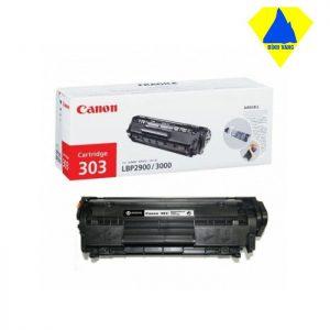 Mực in Canon 303 Black Laser Toner Cartridge
