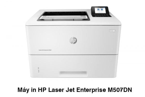 Máy in HP LaserJet Enterprise M507DN – (1PV87A)